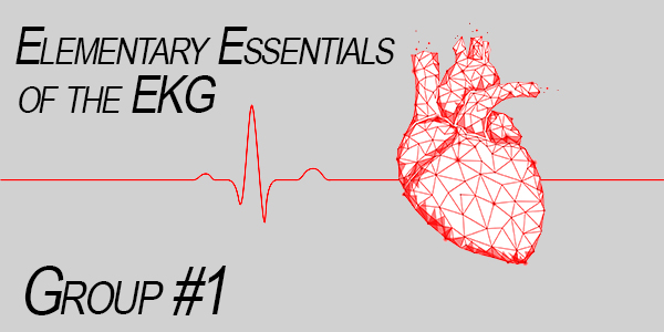 #1:  Elementary Essentials of the EKG course image